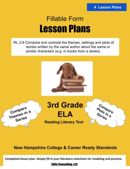 New Hampshire Lesson Plans (fillable-form)